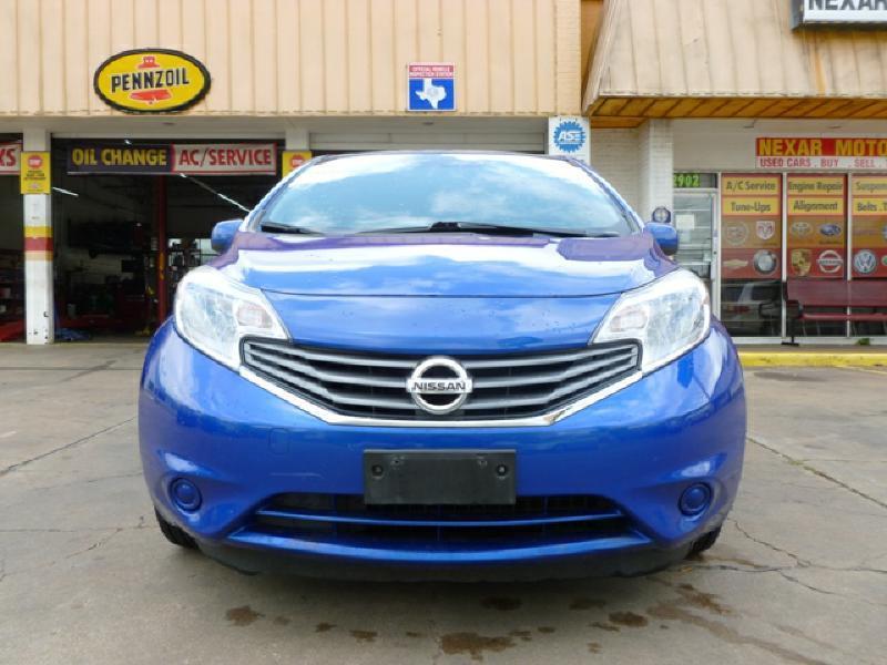 2014 Nissan Versa Note S 4dr Hatchback - Houston TX