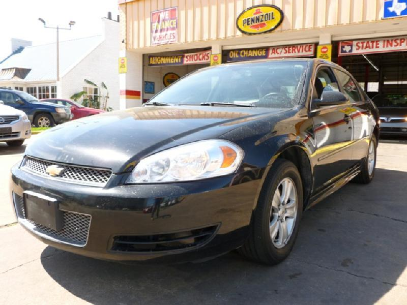 2012 Chevrolet Impala LS Fleet 4dr Sedan - Houston TX