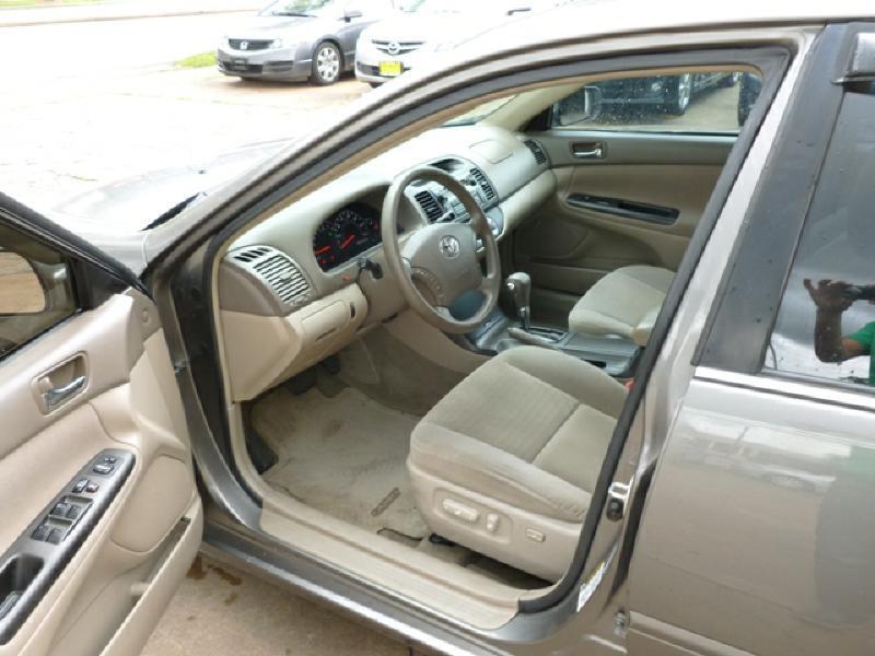2006 Toyota Camry LE 4dr Sedan w/Automatic - Houston TX
