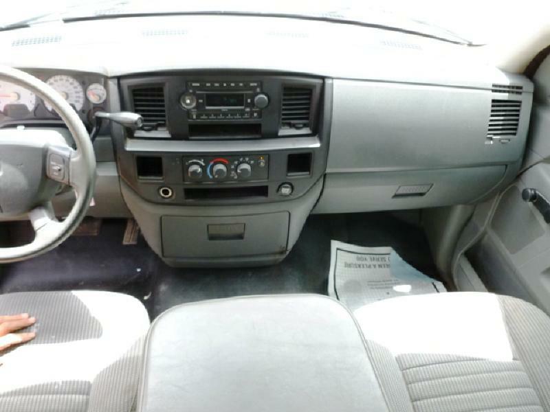 2008 Dodge Ram Pickup 1500 ST - Houston TX