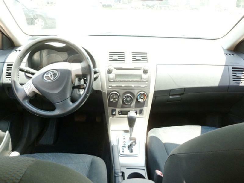 2010 Toyota Corolla S 4dr Sedan 4A - Houston TX