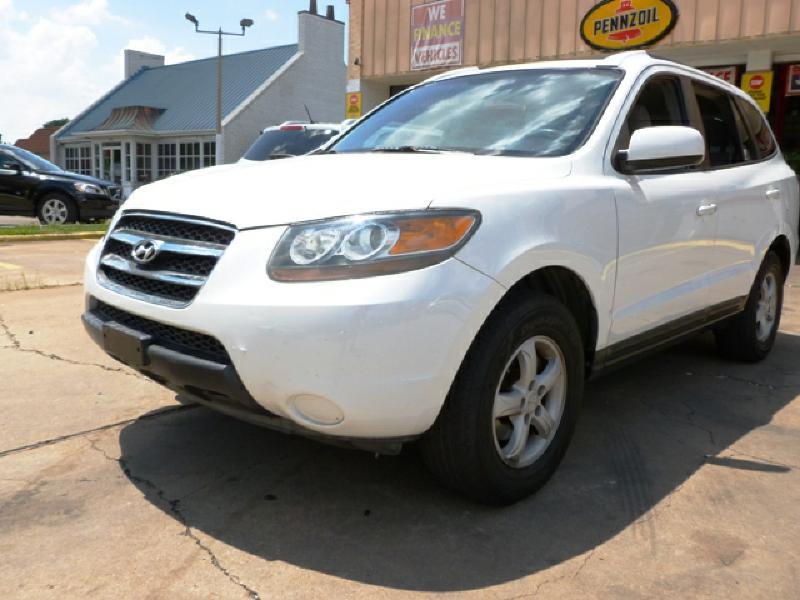 2007 Hyundai Santa Fe GLS 4dr SUV - Houston TX