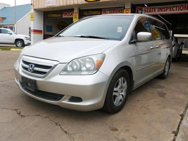 2006 Honda Odyssey EXL   Houston TX