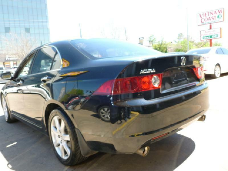 2004 Acura TSX 4dr Sedan - Houston TX