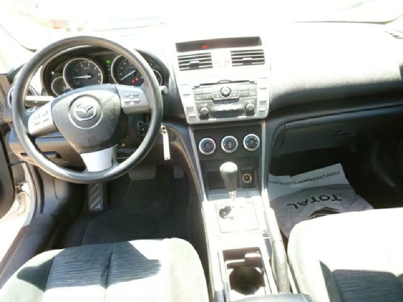 2010 Mazda MAZDA6 i Sport 4dr Sedan 5A - Houston TX