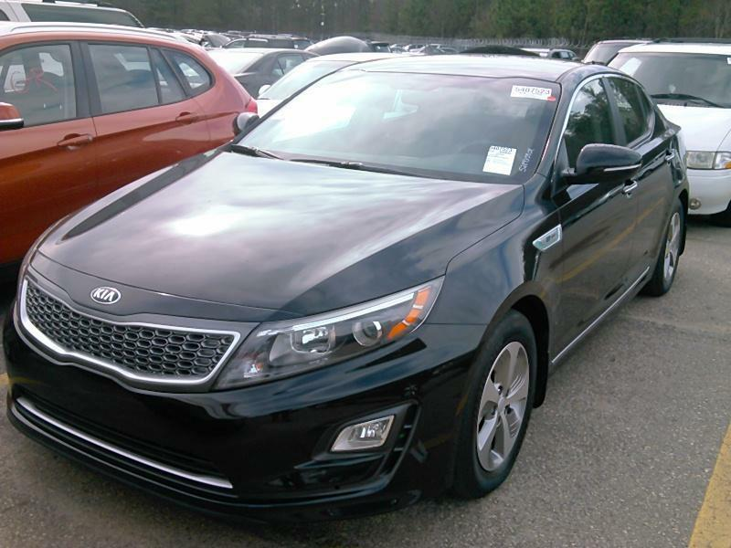 2015 Kia Optima Hybrid 4dr Sedan - Houston TX