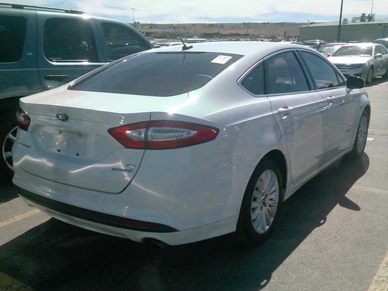 2013 Ford Fusion Hybrid SE 4dr Sedan - Houston TX