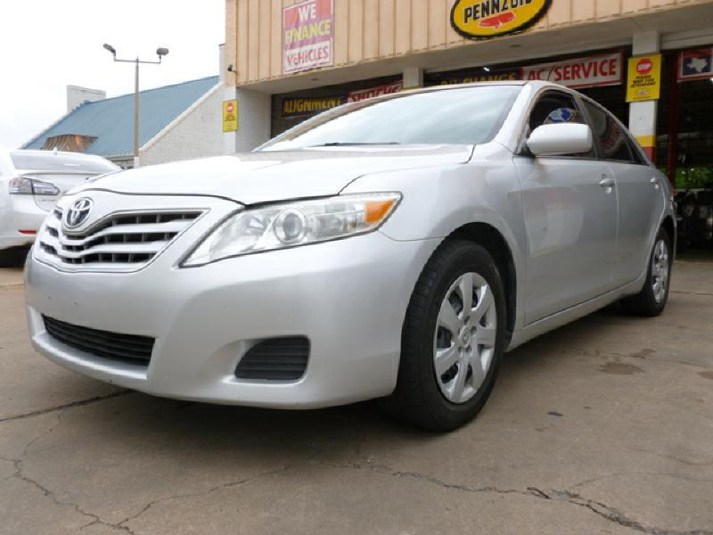 2010 Toyota Camry 4dr Sedan 6A - Houston TX