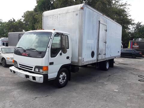 2001 GMC W3500 for sale in Miami, FL