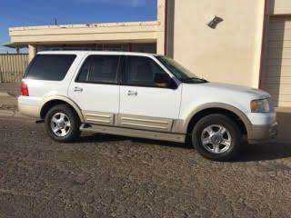 2005 Ford Expedition for sale at Gloe Auto Sales in Lubbock TX