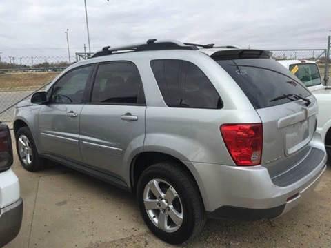 2006 Pontiac Torrent for sale at Gloe Auto Sales in Lubbock TX