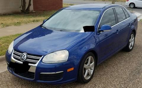 2009 Volkswagen Jetta for sale at Gloe Auto Sales in Lubbock TX