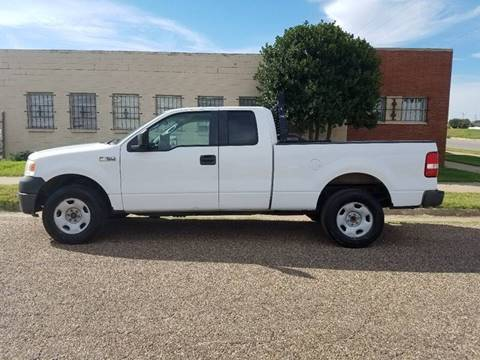 2008 Ford F-150 for sale at Gloe Auto Sales in Lubbock TX