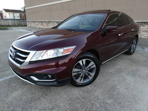 2013 Honda Crosstour For Sale In Houston Tx