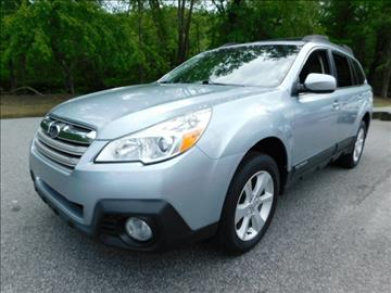 2013 Subaru Outback for sale in Lenoir, NC