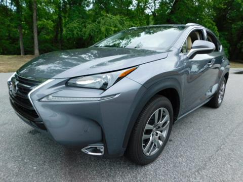 2015 Lexus NX 200t for sale in Lenoir, NC