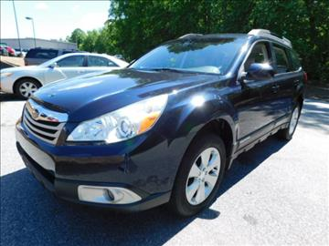 2012 Subaru Outback for sale in Lenoir, NC
