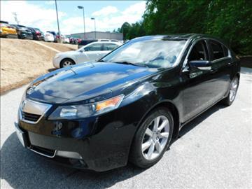 2013 Acura TL for sale in Lenoir, NC