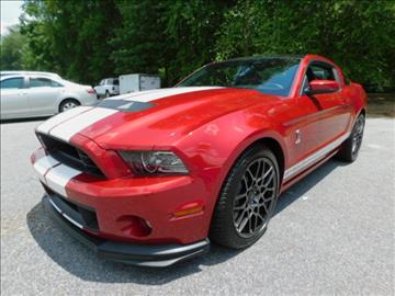 2013 Ford Shelby GT500 for sale in Lenoir, NC