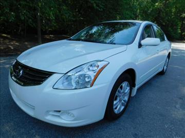 2011 Nissan Altima for sale in Lenoir, NC