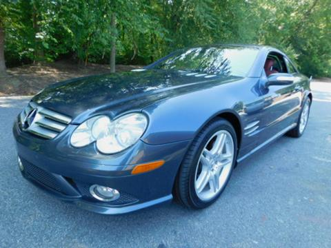 2008 Mercedes-Benz SL-Class for sale in Lenoir, NC