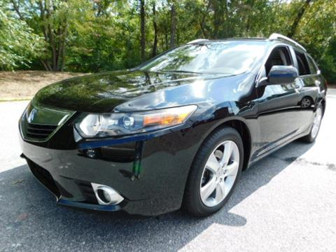 2012 Acura TSX Sport Wagon for sale in Lenoir, NC