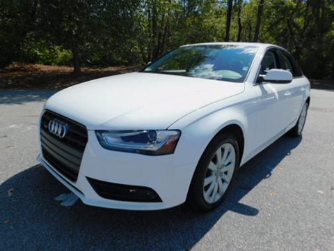 2013 Audi A4 for sale in Lenoir, NC