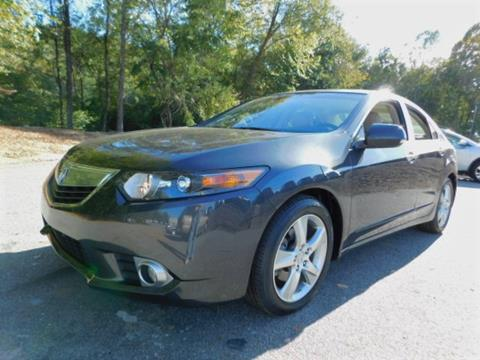 2013 Acura TSX for sale in Lenoir, NC