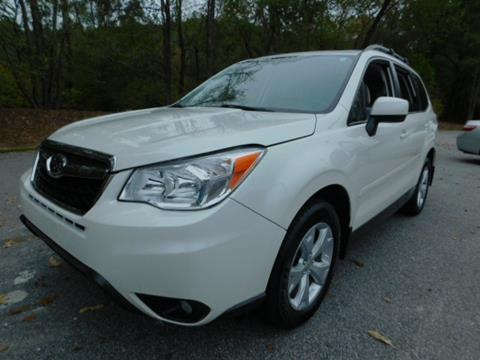 2015 Subaru Forester for sale in Lenoir, NC