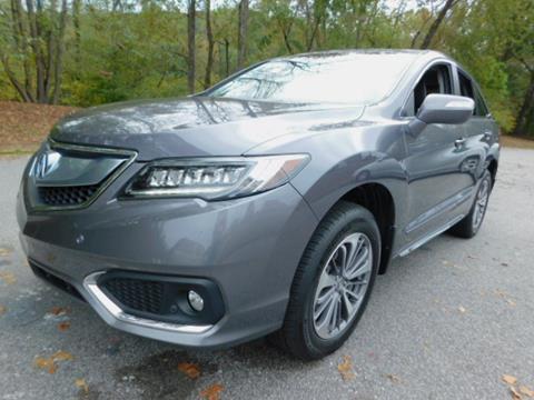 2017 Acura RDX for sale in Lenoir, NC