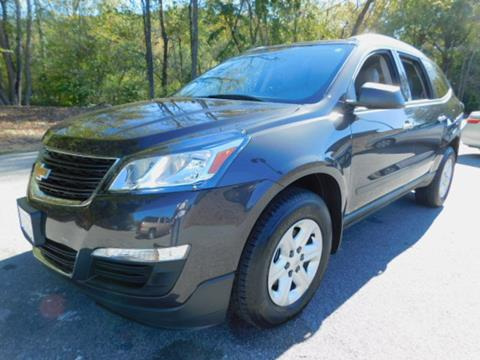 2016 Chevrolet Traverse for sale in Lenoir, NC