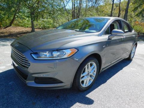 2014 Ford Fusion for sale in Lenoir, NC