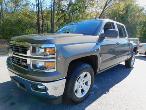 2014 Chevrolet Silverado 1500 for sale in Lenoir, NC