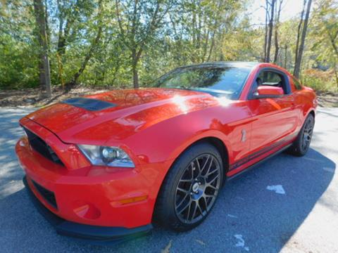 2011 Ford Shelby GT500 for sale in Lenoir, NC