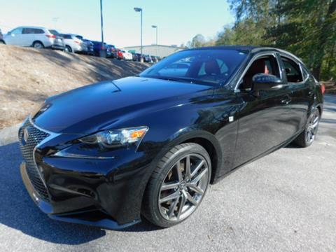 2014 Lexus IS 350 for sale in Lenoir, NC