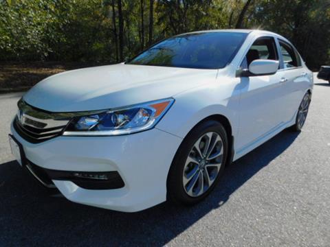 2017 Honda Accord for sale in Lenoir, NC