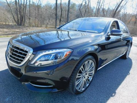 Mercedes-Benz S-Class For Sale in North Carolina ...