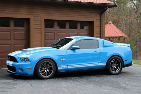 2010 Ford Shelby GT500 for sale in Lenoir, NC