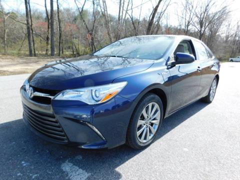 2015 Toyota Camry Hybrid for sale in Lenoir, NC