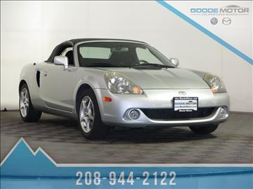 2003 Toyota MR2 Spyder for sale in Twin Falls, ID