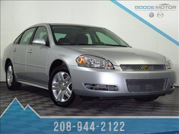 2015 Chevrolet Impala Limited for sale in Twin Falls, ID