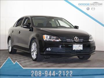 2015 Volkswagen Jetta for sale in Twin Falls, ID