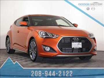 2016 Hyundai Veloster Turbo for sale in Twin Falls, ID