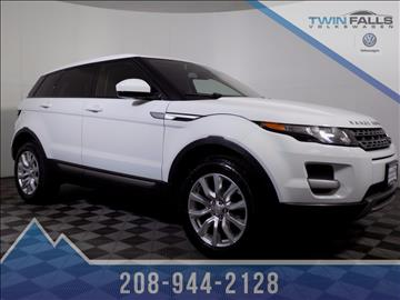 2015 Land Rover Range Rover Evoque for sale in Twin Falls, ID