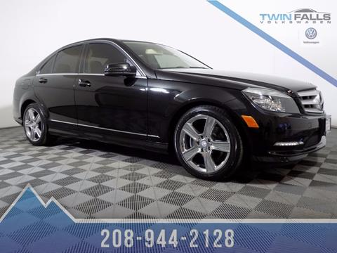 2011 Mercedes-Benz C-Class for sale in Twin Falls, ID