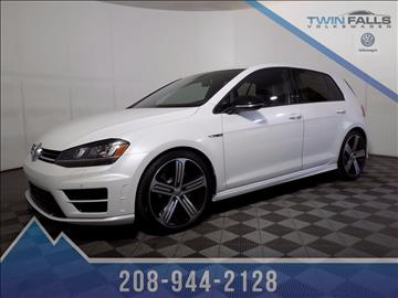 2016 Volkswagen Golf R for sale in Twin Falls, ID