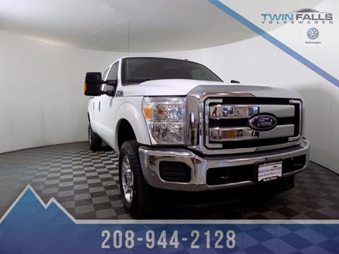 2015 Ford F-250 Super Duty for sale in Twin Falls, ID