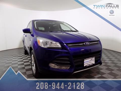 2016 Ford Escape for sale in Twin Falls, ID