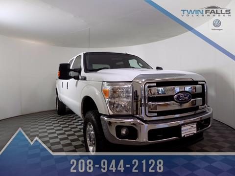 2014 Ford F-350 Super Duty for sale in Twin Falls, ID