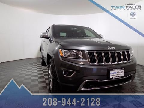 2015 Jeep Grand Cherokee for sale in Twin Falls, ID